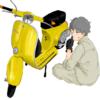 NC750Sの光軸調整&徳島でユーザー車検